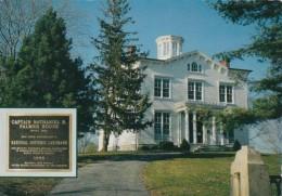 Connecticut Stonington Nathaniel B Palmer House Built 1852 - United States