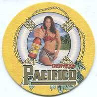 Lote M16, Mexico, Posavaso, Coaster, Pacifico, Modelo - Beer Mats