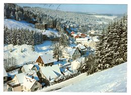 Altenau, Oberharz Blick Zum Mütterheim Und Silberhütte, Gelaufen 1981 - Goslar
