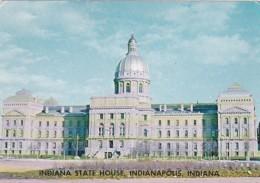 Indiana Indianapolis State House - Indianapolis