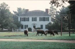 Massachusetts Old Sturbridge Village The Salem Towne House - United States