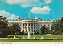 Washington D C The White House 1972 - Washington DC