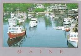 Maine Ogunquit Perkins Cove - United States