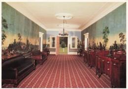 Massachusetts Kinderhook Van Buren Mansion Main Hall - United States