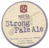 Lote U5, Uruguay, Posavaso, Coaster, Mastra, Strong Pale Ale - Portavasos