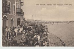 434-Tripoli-Libia-Africa-ex Colonie Italiane-Militaria-Guerra Italo-Turca-Sbarco Delle Truppe-11-10-1911 - Libya