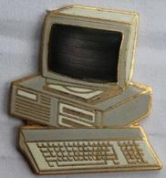 ORDINATEUR - PC - ORDI - CLAVIER - ECRAN NOIR - TABLO  PARIS -                 (12) - Computers