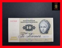 Denmark 10 Kroner 1977 P. 48 UNC- - Danemark