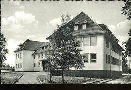 Suderburg Hann Statl Ingenieurschule Fur Wasserwirtschaft Und Kulturtechnik 1961 Cramers - Germany