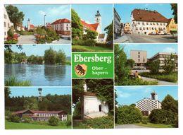 Ebersberg Kreisstadt, Mehrbild  Beschrieben 1984 - Ebersberg