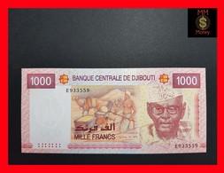DJIBOUTI 1.000 1000 Francs 2005 P. 42 UNC - Djibouti