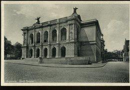 Augsburg Stadt Theater Seidlein - Augsburg