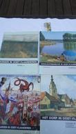4 Tijdschriften Toerisme Oost- Vlaanderen  Geraardsbergen - Ninove Etc .....( Ziie Details) - History