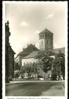 Bayreuth Wittelsbacher Brunnen Und Schlossturm 1954 - Bayreuth