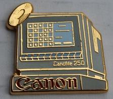 ORDINATEUR - PC - ORDI - CLAVIER - ECRAN - CD - CANON - CANOFITE 250 - DRAGO - MARNE-LA-VALLEE        (12) - Computers