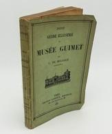 Petit Guide Illustré Du Musée Guimet / M. De Milloué. - Paris : Ernest Leroux, 1890 - Books, Magazines, Comics