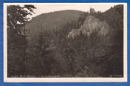 Deutschland; Tabarz; Thüringen; Aschenbergfelsen; 1941 - Tabarz