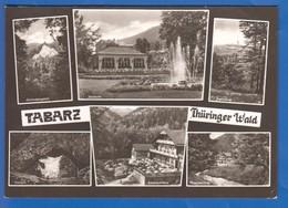 Deutschland; Tabarz; Thüringen; Multibildkarte - Tabarz