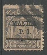 Franklin 30c Gris - Filippijnen