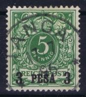Deutsch Ostafrika Mi  2 Obl./Gestempelt/used  TANGA - Kolonie: Deutsch-Ostafrika