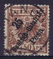 Deutsch Ostafrika Mi 10  Obl./Gestempelt/used  TANGA - Kolonie: Deutsch-Ostafrika