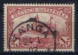 Deutsch Ostafrika Mi  19 Obl./Gestempelt/used  CDS TANGA - Kolonie: Deutsch-Ostafrika