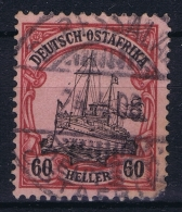 Deutsch Ostafrika Mi  29 Obl./Gestempelt/used  CDS Dar-es-Salaam - Colonie: Afrique Orientale