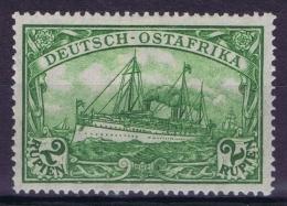 Deutsch Ostafrika Mi  A38 MH/* Flz/ Charniere - Colony: German East Africa