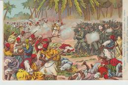 449-Tripoli-Libia-Africa-ex Colonie Italiane-Militaria-Guerra Italo-Turca-Battaglia Misrata-quaadrato Alpini In Difesa - Libya