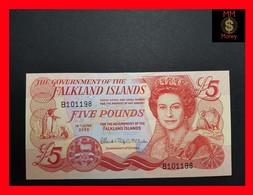 Falkland Islands 5 £ 2005 P. 17 UNC - Falkland Islands