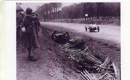 L'accident D'une Alfa Romeo P2 De Antonio Ascari Au GP D'ACF Montlhéry 1925  -  15x10 PHOTO - Grand Prix / F1