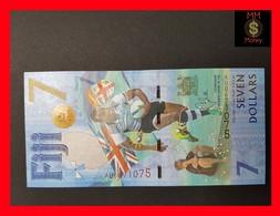 Fiji 7 $ 2017 P. 120 UNC - Fidji