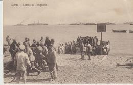 453-Tripoli-Libia-Africa-ex Colonie Italiane-Militaria-Guerra Italo-Turca-Sbarco Di Artiglieria - Libya