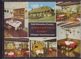 Ühlingen Birkendorf - Café Weinstube Pension Schwarzwald Stübli - Germany