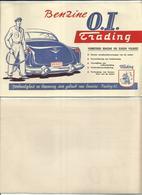"-** Benzine   - O.I. TRADING    "" -  **- - Gas, Garage, Oil"