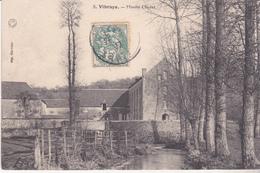 Rare Cpa Vibraye Le Moulin Chevret - Vibraye