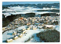 Neutrauchburg Bei Isny,  Winter-Luftbild, Gelaufen 1980 - Isny
