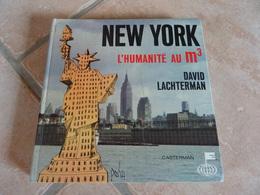 New York L'humanité Au M3 - David Lachterman - Histoire