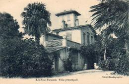 D06   ANTIBES Les Pins Parasols  Villa Provençale - Antibes