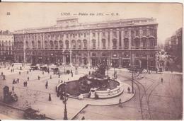 CPA - 36. LYON - Palais Des Arts - Lyon