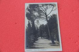 Alassio Savona Villa Della Pergola 1915 Fotografica - Italia