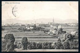B5555 - Zittau - Vom Eckertsberge - Feldpost 1. WK WW - Gustav Renger ( M. Haselhorst ) - Zittau