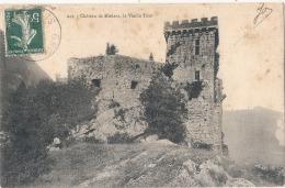 *** 73  ***  Château De Miolans La Vieille Tour - Un Peu Sale - Francia