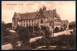 B5557 - Friedberg - Schule Augustinerschule - Louis Glaser - Friedberg
