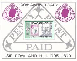 Swaziland Hb 4 - Swaziland (1968-...)