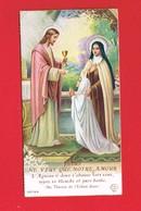 Image Religieuse & Pieuse  ... M OUTIT GONNEVILLE SUR MERVILLE Calvados - Images Religieuses