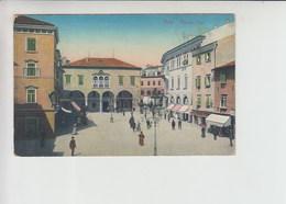 Pola, Pula Used 1915 KuK Marine Postcard (st410) - Croatia
