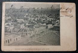 HC - 1905 URUGUAY San José - VISTA DE LA CIUDAD - LADO OESTE - Fot. CHAMFRAU - SCARCE POSTCARD - Uruguay