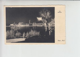 Rab Used 1939 Realphoto Postcard (st419) Night Scene - Croatia