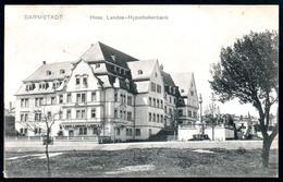 B5562 - Darmstadt - Landes Hypothekenbank - Wilhelm Gerling - Darmstadt